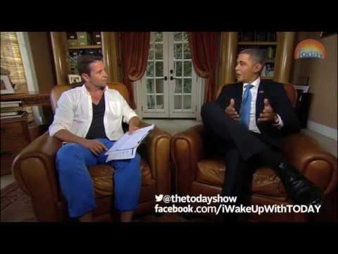 Reggie Brown Is The World's Best Barack Obama Impersonator !