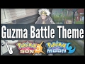 Pokémon Sun & Moon: Guzma Battle Theme - Jazz Cover || insaneintherainmusic