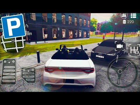 Real Parking (Driving School Open World Simulator by CHI Games) Android Gameplay Trailer