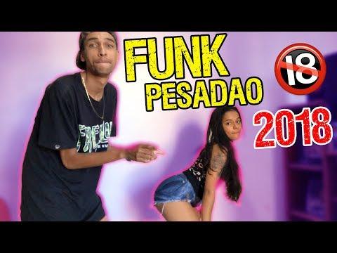 PLAYLIST DE FUNK PESADONA 2018 + DANÇA