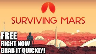 Surviving Mars Deluxe Edition is Free Right Now - Grab it Quickly! [Humble - Steam]