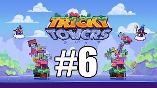 The FGN Crew Plays: Tricky Towers #6 - It