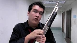 The Most Skirmishable Shotgun Part 1 (HD) - Redwolf Airsoft - RWTV
