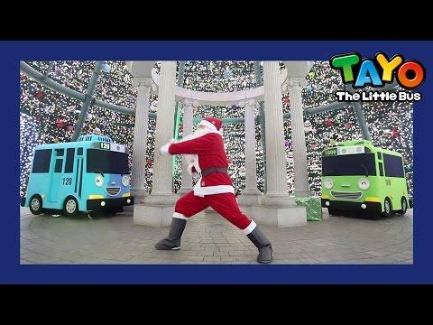 [Tayo in Real Life] #07 Kungfu Santa and Tayo