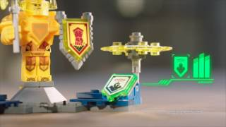LEGO Nexo Knights Ultimate Axl Raging Bull - 30s