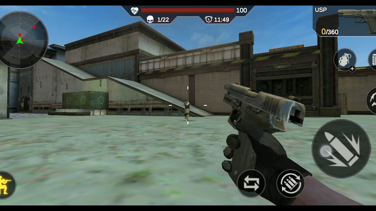 Sniper GUN yang baik