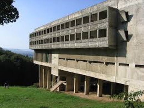 le corbusier das couvent de la tourette youtube. Black Bedroom Furniture Sets. Home Design Ideas