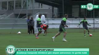 Avusturya'da yeni sezon hazırlıklarımız devam ediyor
