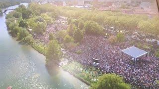 MÉLENCHON : Meeting pour la Liberté à Toulouse - #JLMToulouse