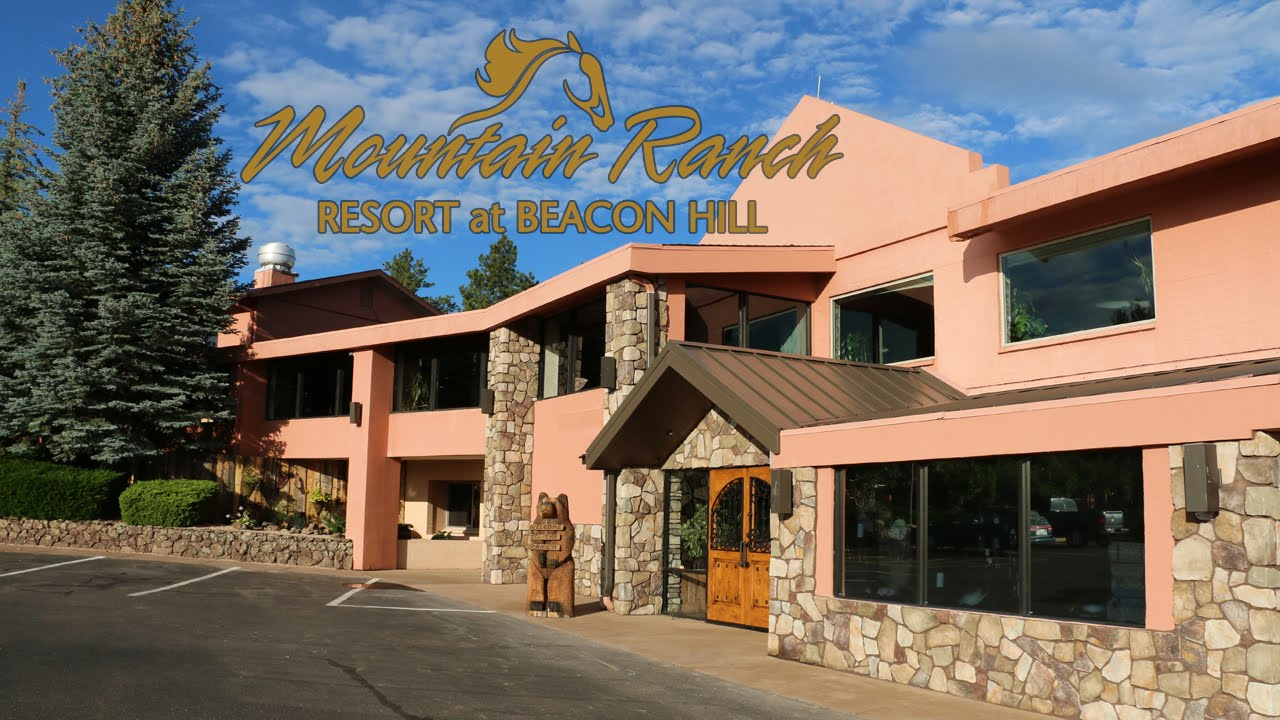 mountain ranch resort - gateway to the grand canyon in williams, az