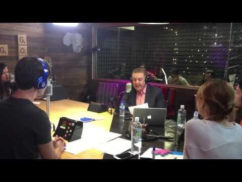DANIEL BISOGNO - Entrevista Wake Up Parte 1