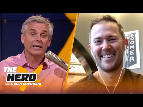 Expect great things from Kyler Murray & CeeDee Lamb, talks Baker Mayfield — Lincoln Riley   THE HERD