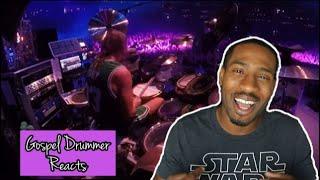 Gospel Drummer Reacts: Danny Carey | Pneuma by Tool (LIVE IN CONCERT)