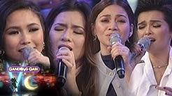 GGV: KZ, Kyla, Yeng & Angeline sing their favorite songs