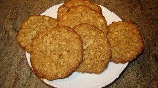 Cinnamon Oatmeal Cookies By Diane Love To Bake