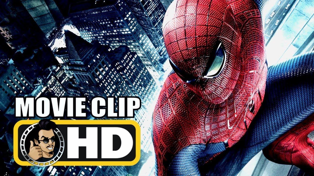 The Amazing Spider Man 2012 6 Movie Clips Trailer Marvel Superhero Movie Hd