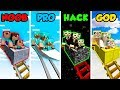 Minecraft NOOB vs. PRO vs. HACKER vs. GOD: FAMILY ROLLERCOASTER  in Minecraft! (Animation)