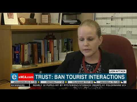 Trust Says Ban Tourist Interactions With Wild Animals