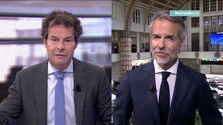 'Aan het begin van handelsoorlog en dat gaat de ec - RTL Z NIEUWS