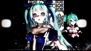 【MMD】「Womanizer」(+Motion DL)【TDA Hatsune Miku】