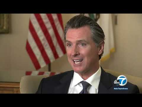Gov. Gavin Newsom details why he's ended death penalty in California | ABC7