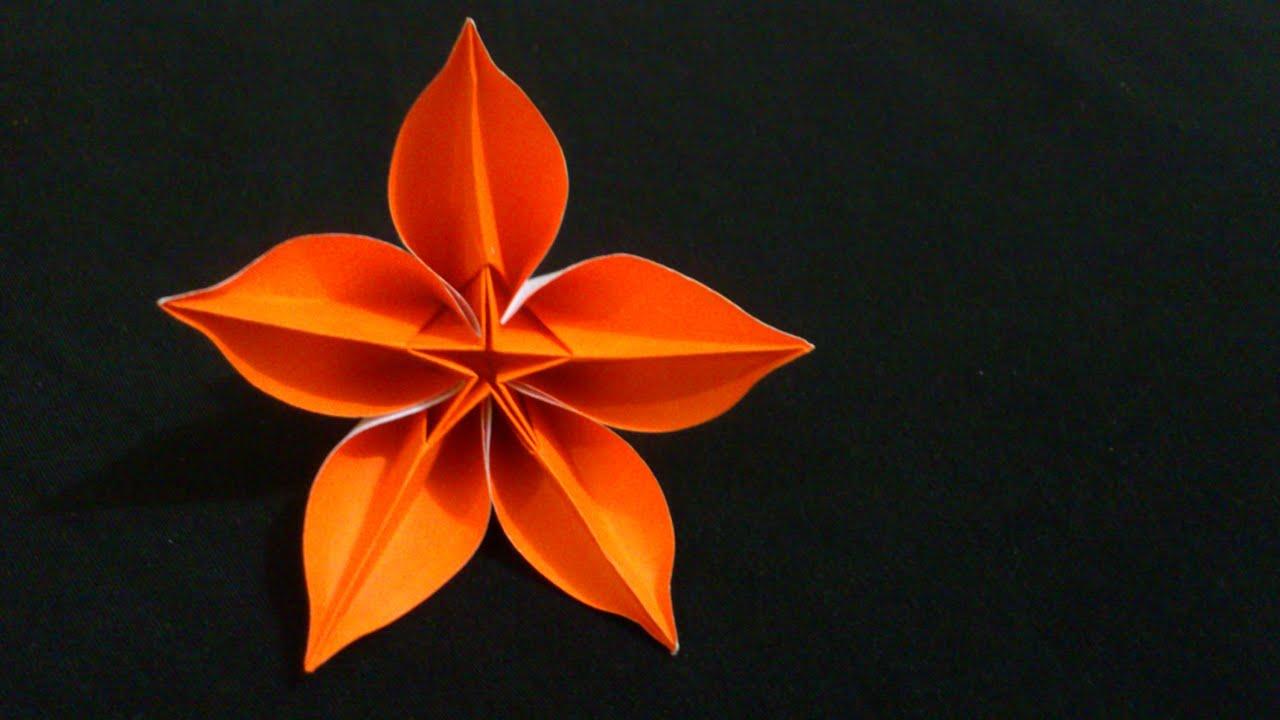3 Cara Membuat Bunga Dari Kertas Mudah Simple Dan Sederhana