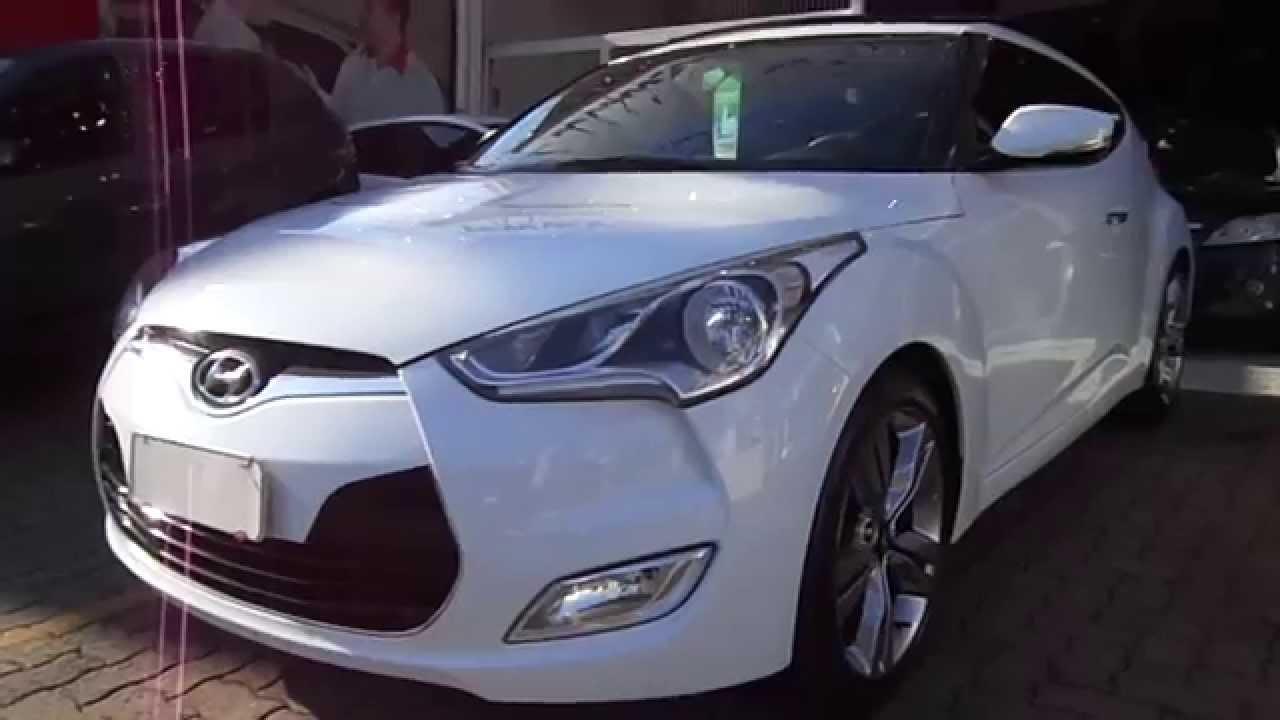 Hyundai Veloster 1.6 16v Automático 2013 - YouTube 80fddacff0f