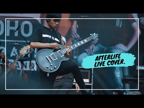 AFTERLIFE - Avenged Sevenfold - LIVE Cover By Danes Rabani Ft Jeje GuitarAddict