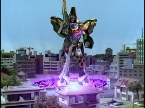 Power Rangers Mystic Force Episode 6   Legendary Catastros in Hindi