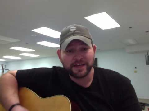 Dance Baby Dance by Chris Cagle (Acoustic Cover)