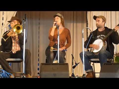 Tuba Skinny at the 2017 Delaware Vallery Bluegrass Festival - one song