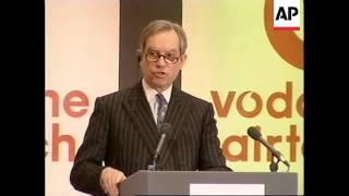 GERMANY: VODAFONE - SHARES FOR MANNESMANN SHAREHOLDERS
