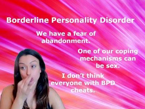 BPD and Cheating