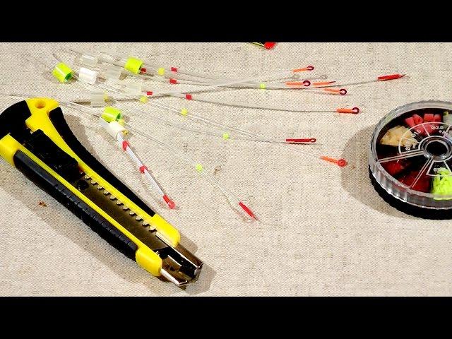 Сторожок для рыбалки сделай сам