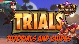 DD2 Trials Tutorials - How to Use Shards!