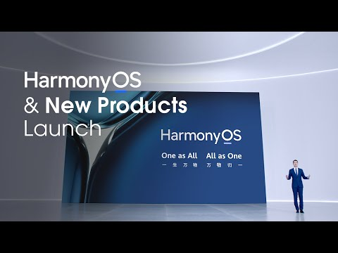 HarmonyOS & New Products Launch - Highlights
