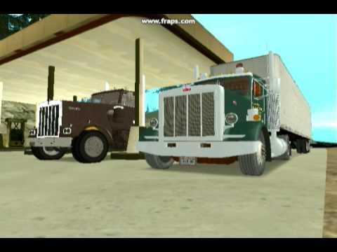 Truck Drivin' Man (GTA SA) - YouTube