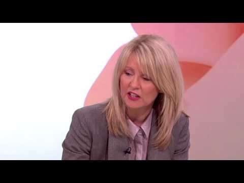 Esther McVey On Getting Into Politics | Loose Women