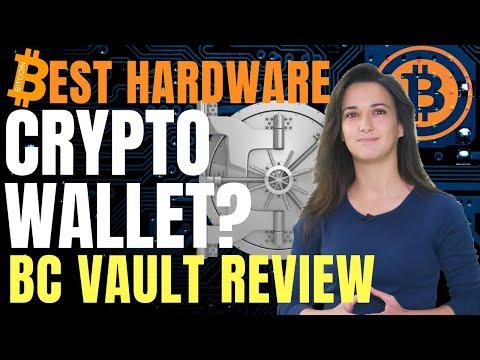 Best Crypto Hardware Wallet (Better than Ledger & Trezor?)