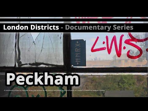 London Districts: Peckham (Tour guide)