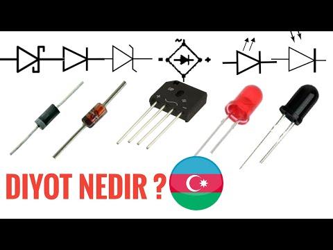 Diod Nedir? Nə Işe Yarar ?
