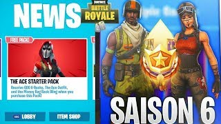 SEE ALSO 6 THANKS TO starter PACK #3 on FORTNitE Battle Royale 😱 (PACK AS)