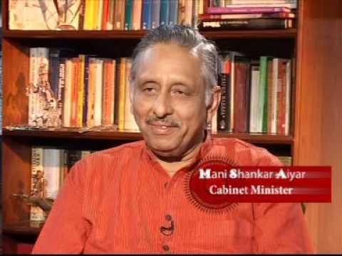 Mani Shankar Aiyar Interview
