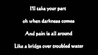 Bridge Over Troubled Water Cover (Clay Aiken Version)