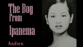 Lirik Lagu Andien - The Boy From Ipanema (Reprise)