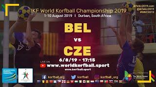 IKF WKC 2019 BEL-CZE