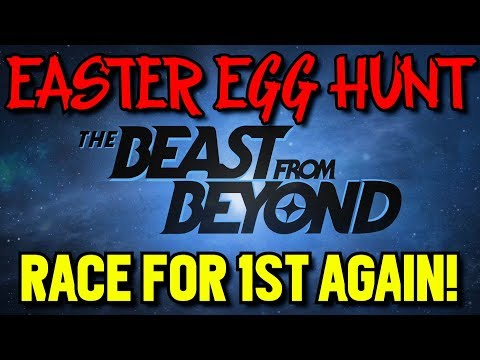 The Beast from Beyond: Easter Egg Hunt LIVE - Race to World's 1st AGAIN!