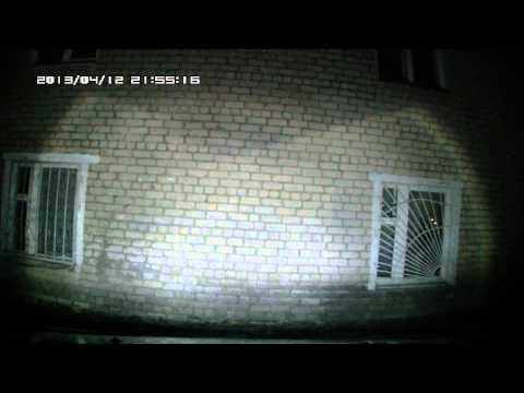Светодиодные лампы H4 в фары