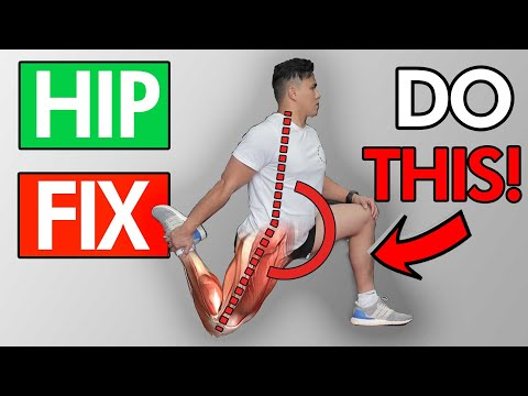 7 HIP Daily Exercises To Reduce Pain And Improve Movement |Hip Mobility Formula