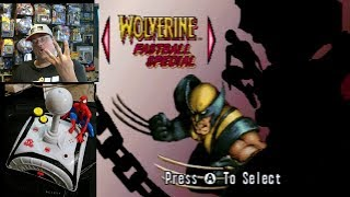 Marvel Heroes Ultimate Action Plug & Play part 4: Wolverine Fastball Special - game play